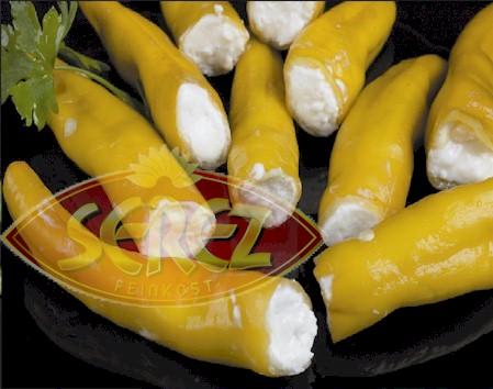 Peynir Dolgulu Makedon